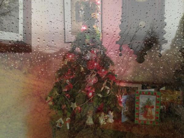 jul i regn