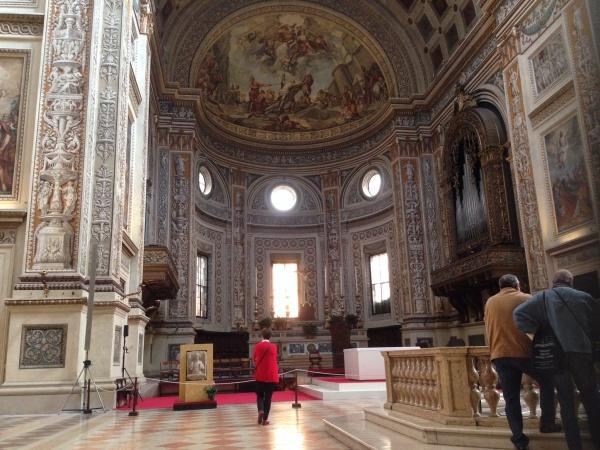 Mantua Basilica St Andrea (1)
