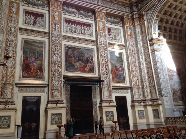 Mantua Basilica St Andrea (3)