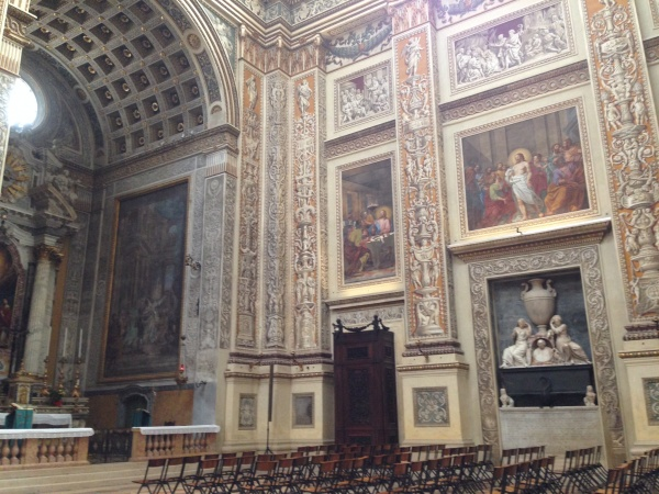 Mantua Basilica St Andrea (5)