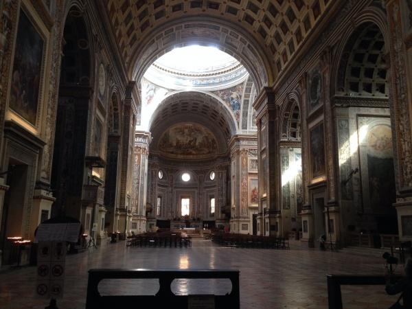 Mantua Basilica St Andrea (7)